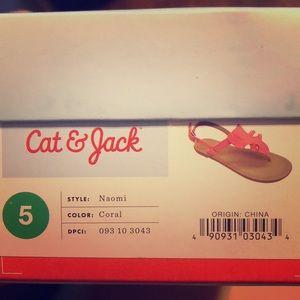 toddler girl sandals SIZE 5